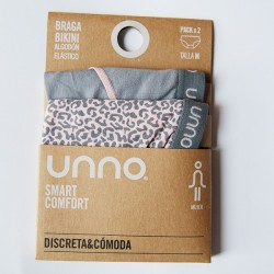 Braga UNNO ( 2 prendas ) 30