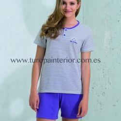 Pijama Aralia 7538
