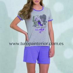 Pijama Aralia 7537