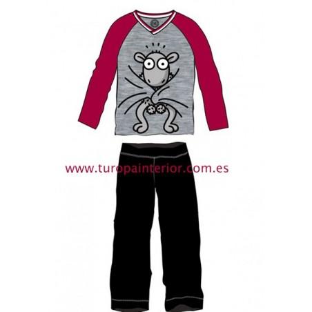 Pijama Kukuxumusu 5178