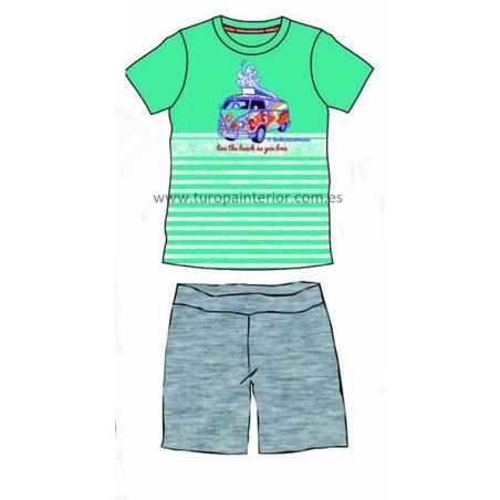 Pijama Kukuxumusu 5187