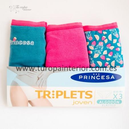 Triplets Princesa 8861