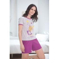 Pijama Aralia 7326